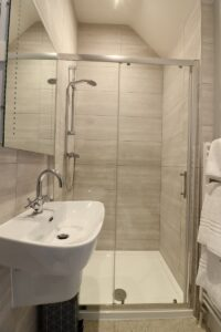 Master with Shower Bathroom