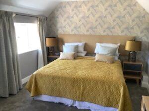 SCA Bedroom