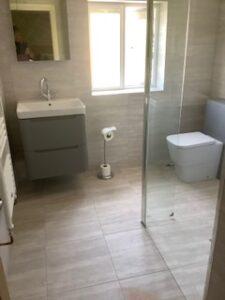 SCA Wet room 2